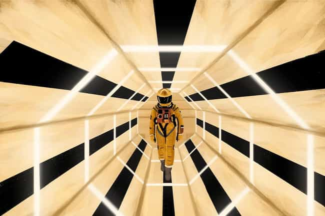 2001: A Space Odyssey is listed (or ranked) 3 on the list Old Futuristic Movies Whose Futures We've Passed