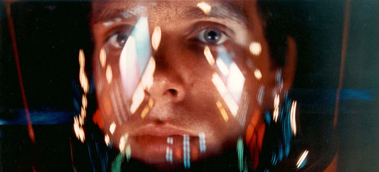2001: A Space Odyssey (1968) is listed (or ranked) 3 on the list If Someone Tells You They've Seen These Sci-Fi Movies, They're Probably Lying To You
