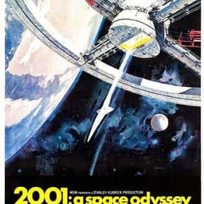 2001: A Space Odyssey is listed (or ranked) 3 on the list The Best Sci-Fi Movies of the 1960s