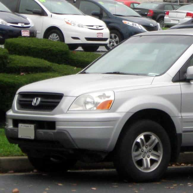 2005 Honda Pilot is listed (or ranked) 2 on the list The Best Honda Pilots of All Time