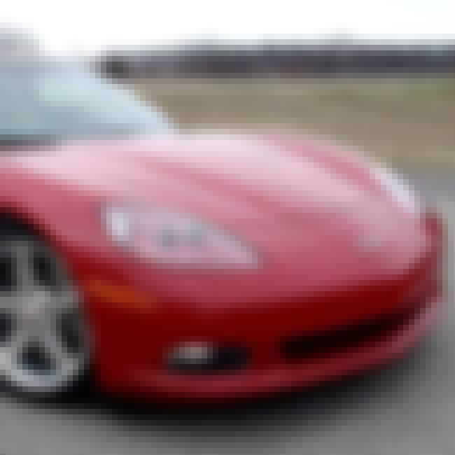 2007 Chevrolet Corvette Conver... is listed (or ranked) 2 on the list List of Popular Chevrolet Convertibles