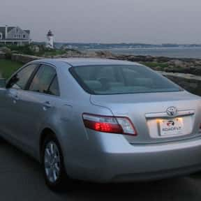2007 Toyota Camry is listed (or ranked) 25 on the list The Best Sedans of All Time