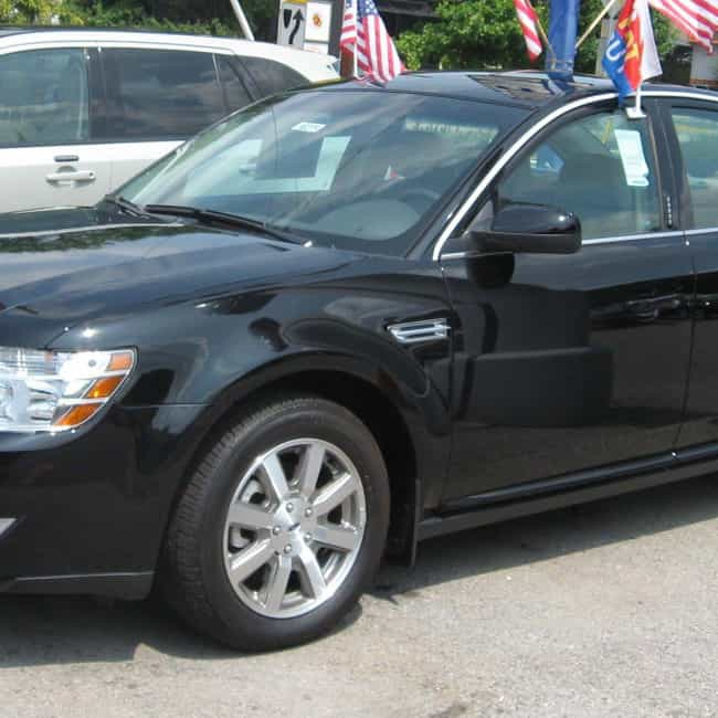 2008 Ford Taurus is listed (or ranked) 4 on the list The Best Ford Tauruses of All Time