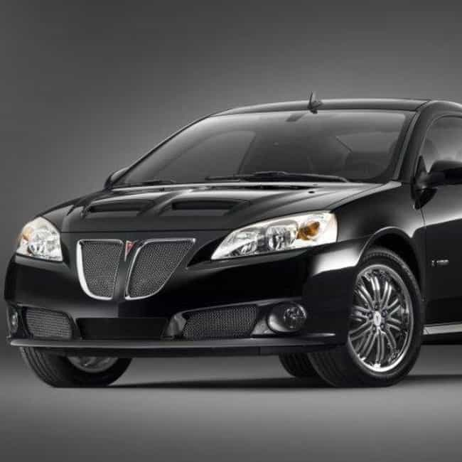 Pontiacs List Of All Pontiac Cars