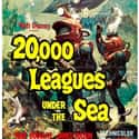 20,000 Leagues Under the Sea is listed (or ranked) 38 on the list The Best Disney Live-Action Movies