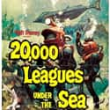 20,000 Leagues Under the Sea is listed (or ranked) 11 on the list The Best Pirate Movies