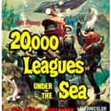 20,000 Leagues Under the Sea is listed (or ranked) 11 on the list The Best Submarine Movies Of All Time