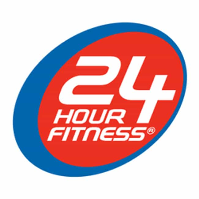 24 Hour Fitness is listed (or ranked) 4 on the list The Best Gym Memberships