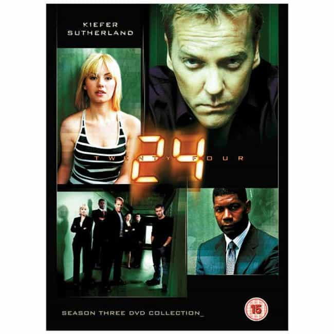 24 (season 3) is listed (or ranked) 4 on the list Ranking The Best Seasons of '24'