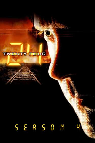 24 - Season 4 is listed (or ranked) 2 on the list Ranking The Best Seasons of '24'
