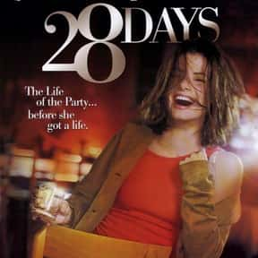 28 Days is listed (or ranked) 14 on the list The Best Sandra Bullock Movies