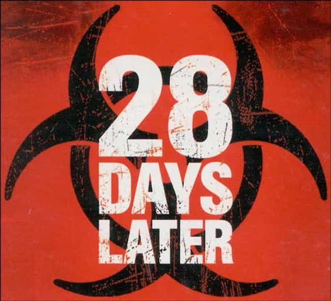 28 Days Later is listed (or ranked) 1 on the list DNA Films Movies List