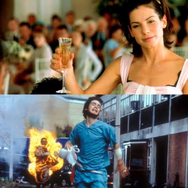 28 Days Later is listed (or ranked) 1 on the list The Worst Movies To Mix Up
