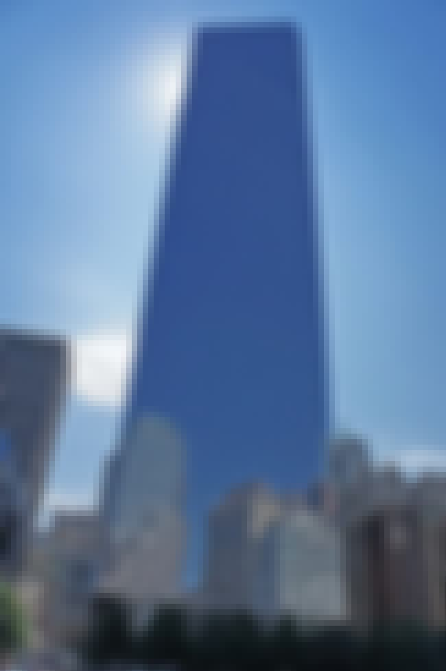 2 World Trade Center is listed (or ranked) 3 on the list List of Minoru Yamasaki Architecture