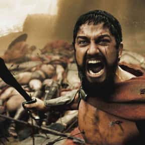 300 is listed (or ranked) 3 on the list The Best Sword and Sandal Films Ever Made
