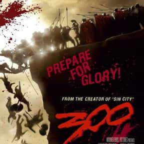 300 is listed (or ranked) 4 on the list The Best Gerard Butler Movies