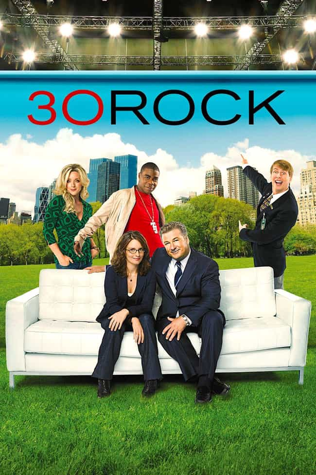30 Rock is listed (or ranked) 4 on the list What to Watch If You Love 'Veep'