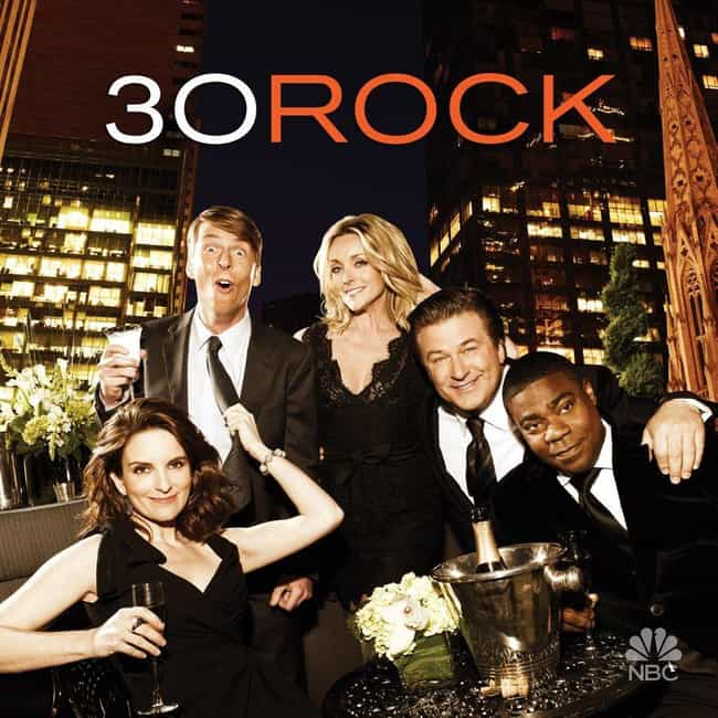 30 Rock is listed (or ranked) 1 on the list What to Watch If You Love 'The Daily Show'