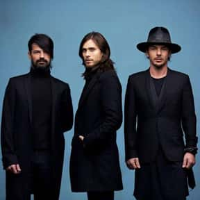 30 Seconds to Mars is listed (or ranked) 18 on the list The Best Bands with Numbers in Their Names