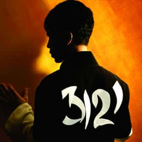 3121 is listed (or ranked) 13 on the list The Best Prince Albums of All Time
