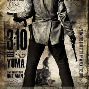3:10 to Yuma is listed (or ranked) 6 on the list The 30+ Best Modern Western Movies