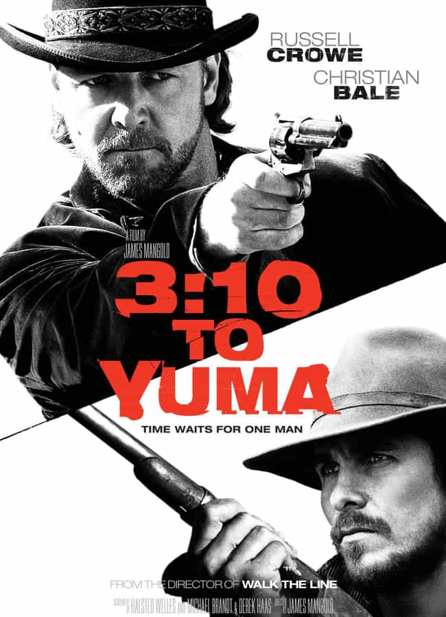 3:10 to Yuma is listed (or ranked) 4 on the list The Best Recent Western TV Shows & Movies