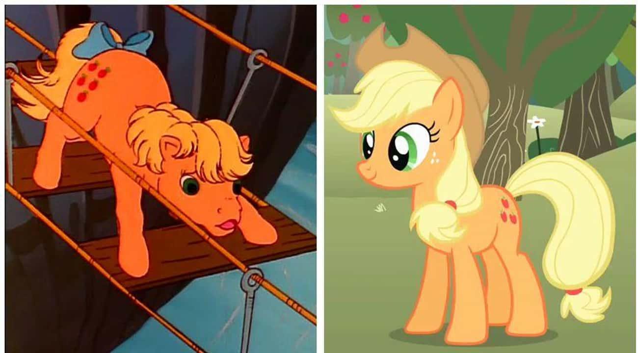 My Little Pony: 1984 & 2017