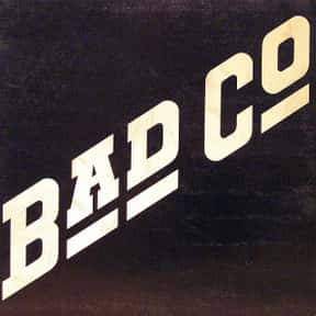 Bad Company is listed (or ranked) 14 on the list The Best Hard Rock Bands/Artists