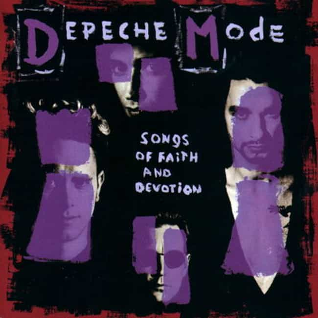 Songs of Faith and Devotion is listed (or ranked) 4 on the list The Best Depeche Mode Albums of All Time