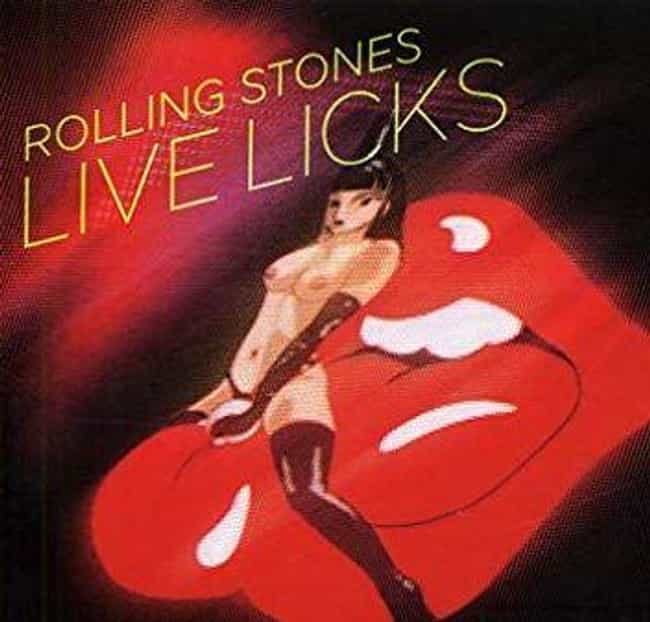 Live Licks is listed (or ranked) 3 on the list The Best Rolling Stones Live Albums, Ranked