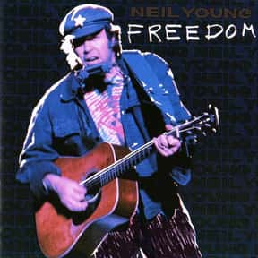 Freedom is listed (or ranked) 19 on the list My Top 50 Albums Of The 80's (At The Time)