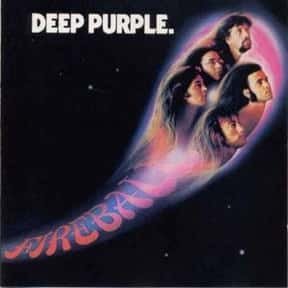 Fireball is listed (or ranked) 4 on the list The Best Deep Purple Albums of All Time
