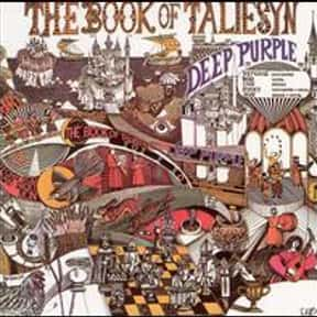 The Book of Taliesyn is listed (or ranked) 15 on the list The Best Deep Purple Albums of All Time