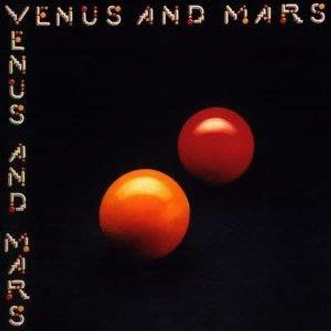 Venus and Mars is listed (or ranked) 2 on the list The Best Wings Albums of All Time