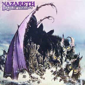 Hair of the Dog is listed (or ranked) 1 on the list The Best Nazareth Albums of All Time