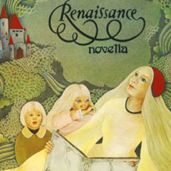 Novella is listed (or ranked) 6 on the list The Best Renaissance Albums of All Time