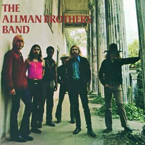 The Allman Brothers Band is listed (or ranked) 24 on the list The Best Self-Titled Albums