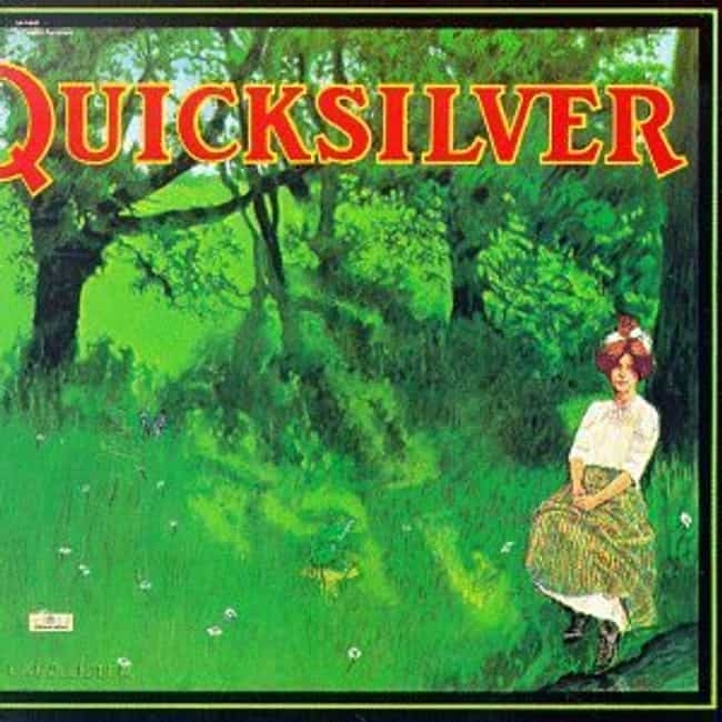Shady Grove is listed (or ranked) 3 on the list The Best Quicksilver Messenger Service Albums of All Time