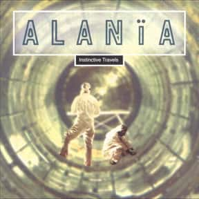 Alanïa is listed (or ranked) 5 on the list Parlophone Complete Artist Roster