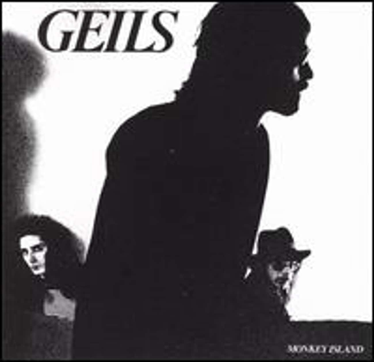 Monkey Island is listed (or ranked) 2 on the list The Best J. Geils Band Albums of All Time