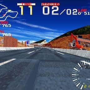 Ridge Racer is listed (or ranked) 9 on the list The Best Arcade Racing Games Of All Time