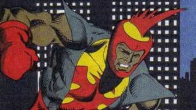 Bantam is listed (or ranked) 3 on the list The Absolute Worst Superhero Costumes Ever