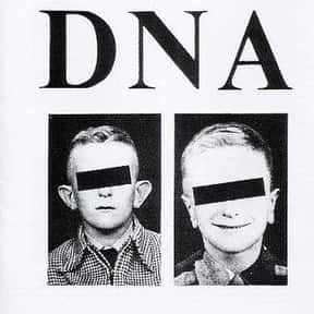 DNA is listed (or ranked) 6 on the list The Best No Wave Bands/Artists