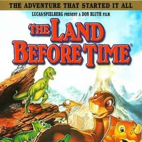 The Land Before Time is listed (or ranked) 1 on the list The Greatest TV Shows About Dinosaurs