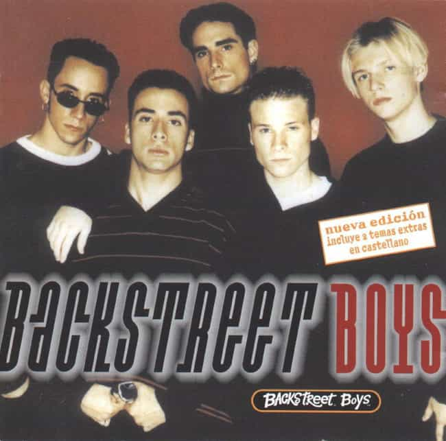 Backstreet Boys is listed (or ranked) 5 on the list The Best Backstreet Boys Albums of All Time