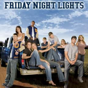 Friday Night Lights is listed (or ranked) 22 on the list The Best Sports TV Shows