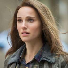 Jane Foster is listed (or ranked) 18 on the list The Best Characters In The Thor Movies