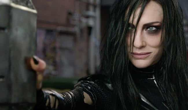 Hela is listed (or ranked) 1 on the list The Most Ruthless Characters In The Marvel Cinematic Universe, Ranked