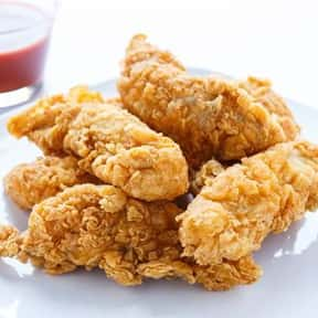 Chicken Strips is listed (or ranked) 22 on the list The Best Things To See At A Buffet