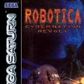 Robotica is listed (or ranked) 2 on the list List of Sega First-person Shooters